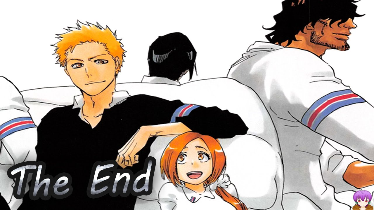 Bleach Chapter 686 Manga Finale Review