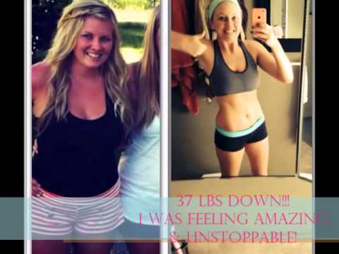 Shayla Carter T25 transformation story
