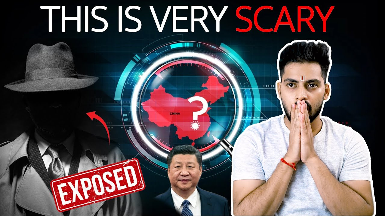 Chinese Agent was Bribing me for Defaming INDIA 😲 EXPOSED