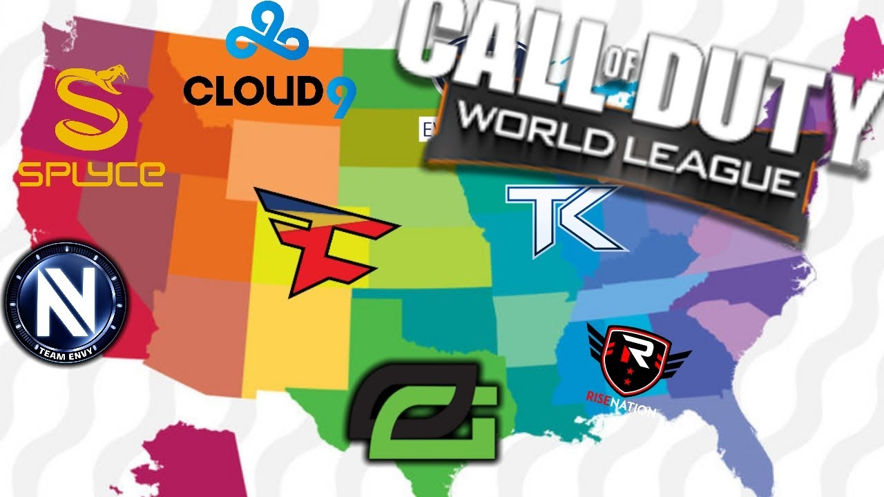 Call Of Duty Esports Teams Franchising Into Cities The Future Of Cod Esports Coming Soon