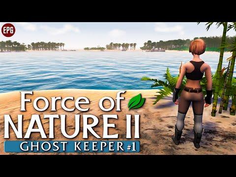 Force of Nature 2: Ghost Keeper #1 - Обзор, общение с разработчиком игры (стрим)