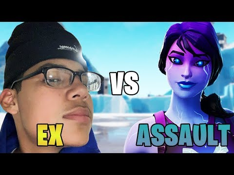 Ghost Ex vs Ghost Assault | Creative 1v1 *BEST IN GHOST?*