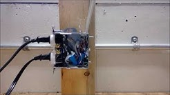 Loose wires cause fires.