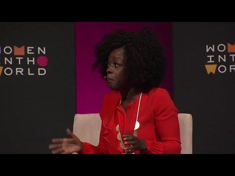 Viola Davis: 'Sexual assault is everywhere'