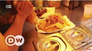 Patates kızartmasının lüks hali - DW Türkçe