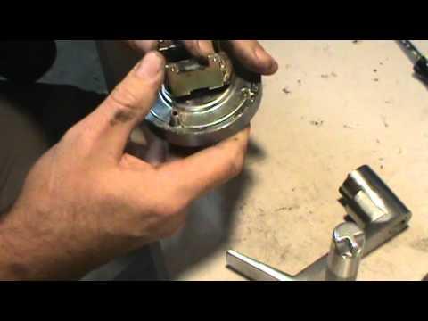 Sargent Lockset Cylinder Removal Doovi