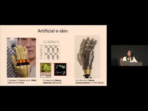 . 史丹佛大學研發出能夠模擬人手感知能力的電子皮膚