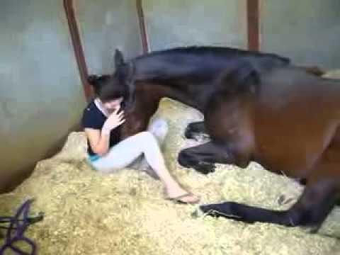 A mulher e o Cavalo - www.caiunaplayboy.com