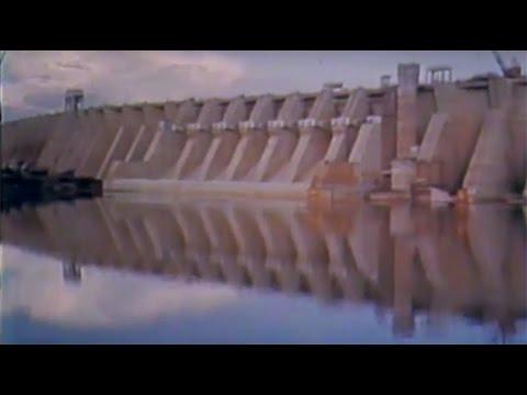 Roseires Dam - Sudan  (1966)