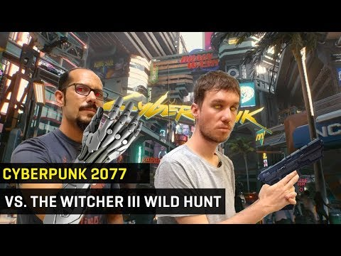 Cyberpunk 2077 y su relación con The Witcher III - Los grandes RPG de CD Projekt Red
