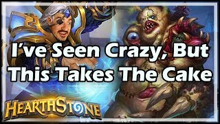 I've Seen Crazy, But This Takes The Cake - Boomsday / Hearthstone