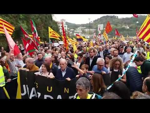 """Podemos se une a Bildu para pedir la """"amnistía"""" de los presos del 'procés'"""