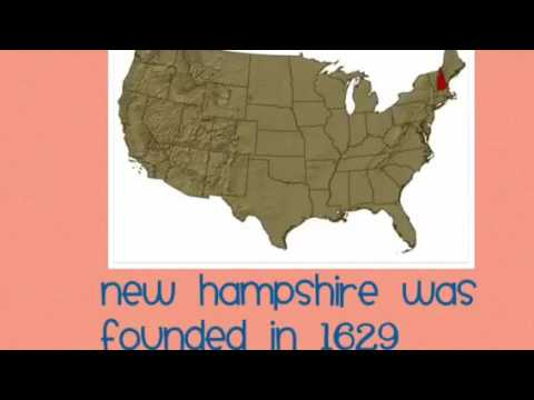 Founding of New Hampshire