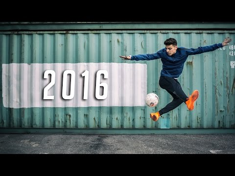 THIS IS FREESTYLE FOOTBALL 2016