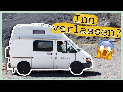 VANLIFE S1E7 🚐 Wir verlassen freiwillig unseren Ford Transit Van & entdecken Mendoza! Argentinien