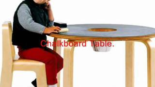 Kids Activity Table And Contemporary Tables.