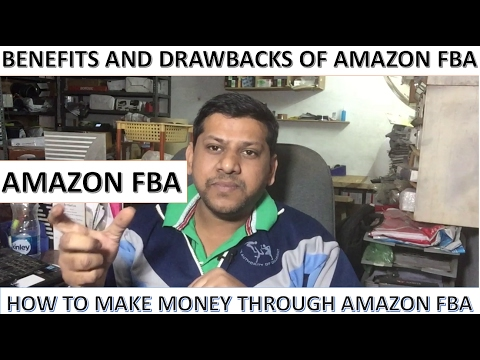 What is Amazon FBA? Benefits and Drawbacks of Amazon FBA India Explained in Hindi