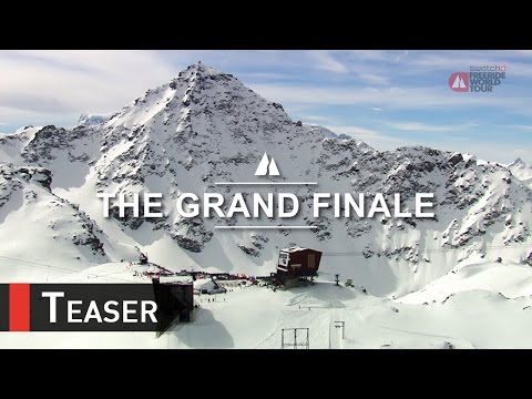 Teaser - Xtreme Verbier FWT17 - Swatch Freeride World Tour 2017