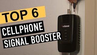 BEST 6: Cellphone Signal Booster 2018