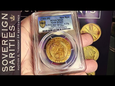 Here's why coin collecting is still the king of hobbies!  Steve Hill talks rare coins - watch this!