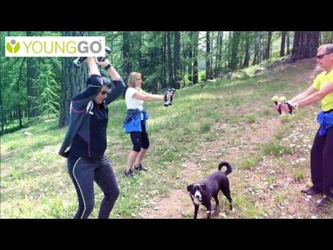 YoungGo Parcour in Saas-Fee