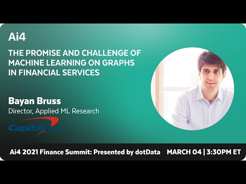 The Promise and Challenge of Machine Learning on Graphs in Financial Services