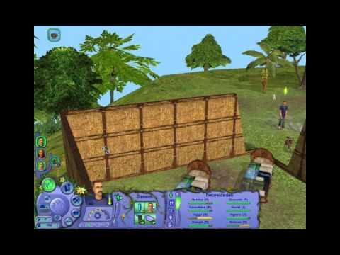 Sims 2 Castaway Stories - Modding Part 1