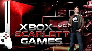 Phil Spencer Talks XO19 News! Xbox Scarlett Games Reveal! PS5 Price Reveal, Xbox Games, Xbox Update