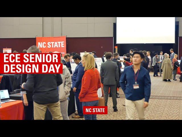 Senior Design Day (Fall 2019)
