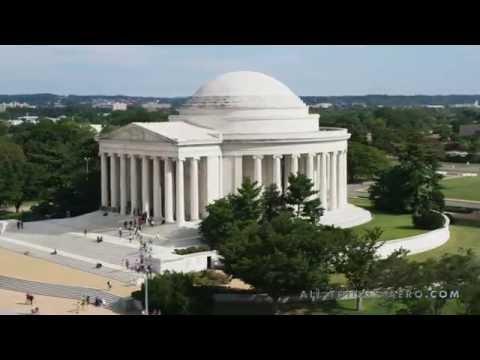Aerial Tour of Washington, DC