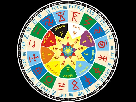 Славянские веды - Сварожий круг
