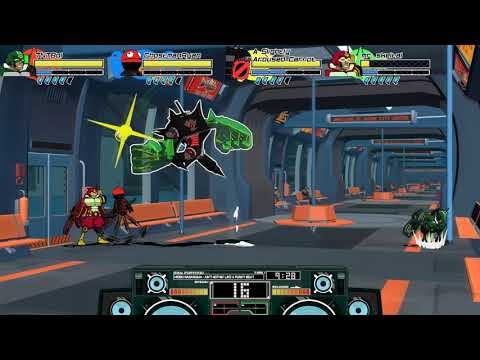 Lethal League whatever