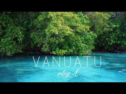 VANUATU | VLOG 1