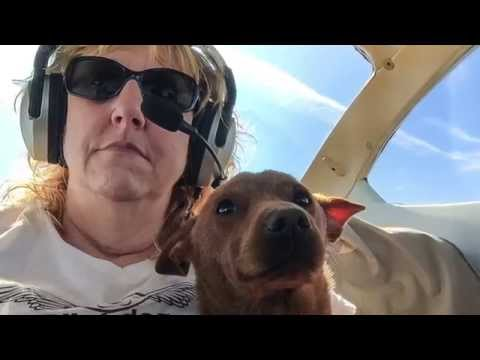 Flying to Save Oliver, Red & Hunter ATC Audio