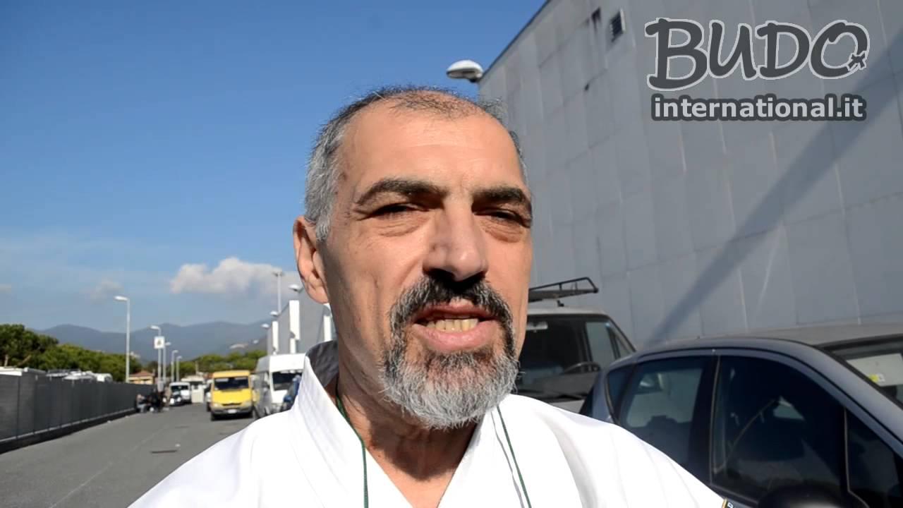 Maestro Maurizio Basile - Festival dell'Oriente 2014 - Maratona Marziale