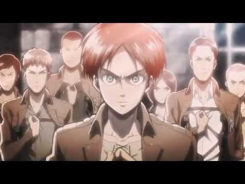 Shingeki no kyojin opening instrumental Full [ Guren no Yumiya - Linked Horizon ]