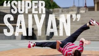 Bboy Napalm   Presented by Graham Partners