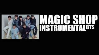 Video (Instrumental) BTS 방탄소년단 - Magic Shop download MP3, 3GP, MP4, WEBM, AVI, FLV Juli 2018