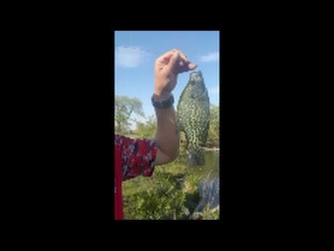 Fishing Indiana Side Wolf Lake May 14 2017