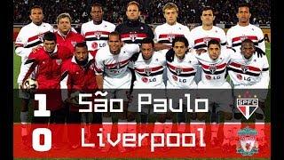 vuclip São Paulo (Brasil) 1 x 0 (Inglaterra)Liverpool - Final do Mundial de Clubes da FIFA de 2005