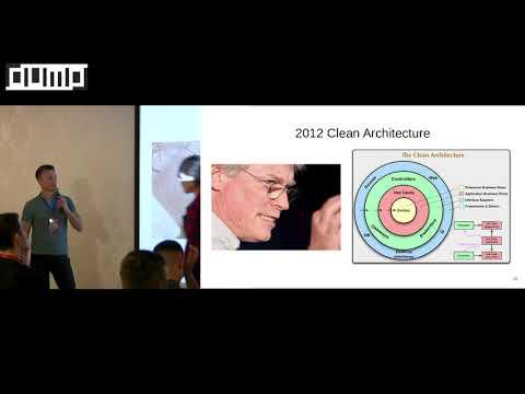 Андрей Шиллинг. Микросервис за 60 секунд