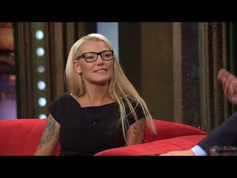 1. Helena Zeťová - Show Jana Krause 6. 12. 2017