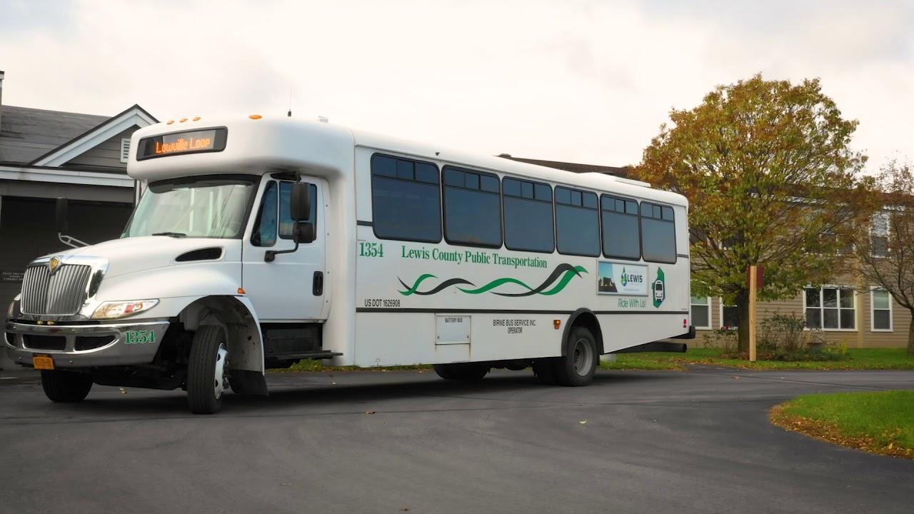 Lewis County New York Public Transportation