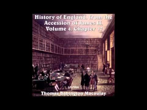 The History of England, from the Accession of James II,Vol 4, Ch 17 6-11