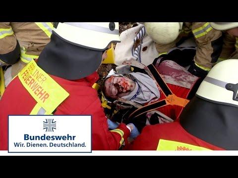 Wettkampf: Ärzte der Bundeswehr trainieren für den Ernstfall