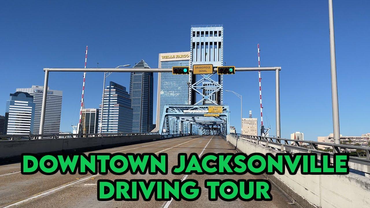 Download Downtown Jacksonville, Florida in 4K