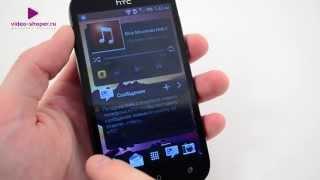 HTC ONE SV(HTC One SV первый смартфон от HTC с LTE на борту. Данный гаджет имеет дисплей 4.3 дюйма сразрешением 800 x 480. HTC ONE SV..., 2013-01-23T06:39:23.000Z)