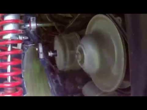Polaris RZR 1000 Clutch Noise