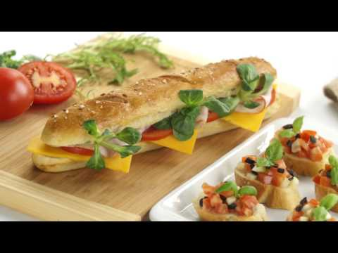 Baguette pan DELLA CASA
