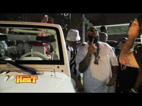 All Access With Diddy And Streetheat At The BOTB Concert: Nicki Minaj, Rick Ross, Fat Joe, Gucci